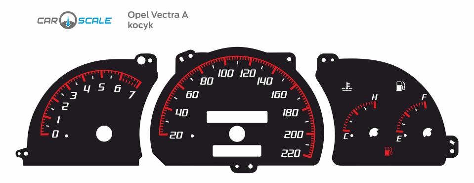 OPEL VECTRA A 03