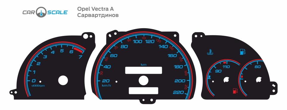 OPEL VECTRA A 04
