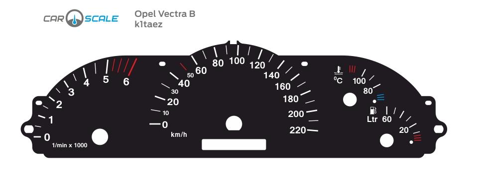 OPEL VECTRA B 01