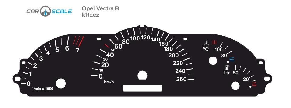 OPEL VECTRA B 04