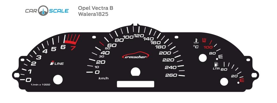 OPEL VECTRA B 05