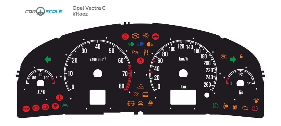 OPEL VECTRA C 01
