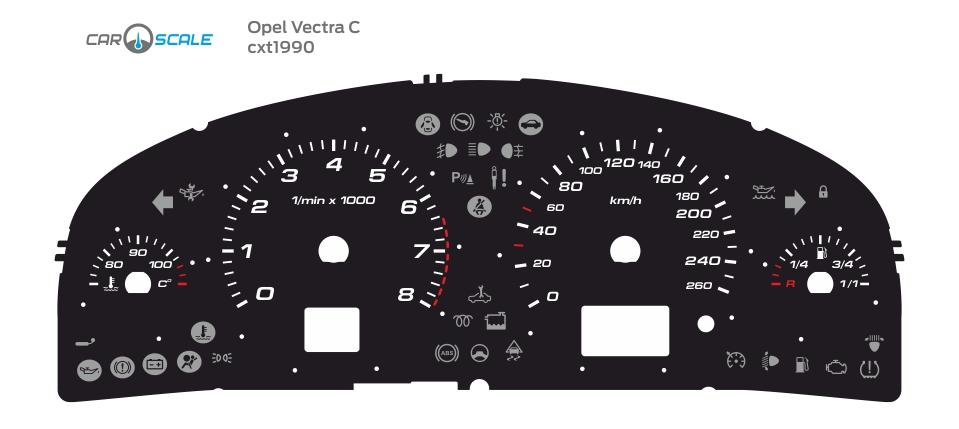 OPEL VECTRA C 02