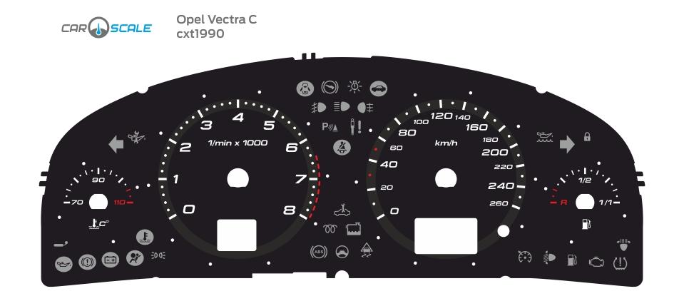 OPEL VECTRA C 03