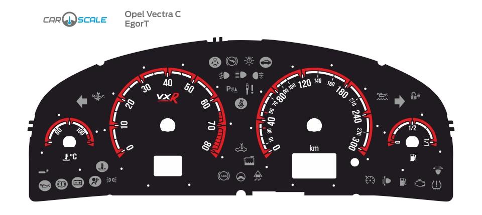OPEL VECTRA C 04