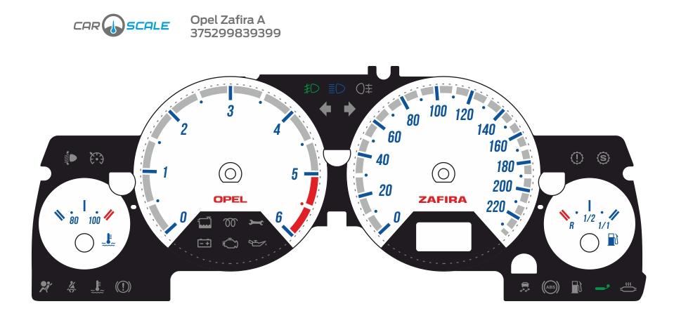 OPEL ZAFIRA A 02