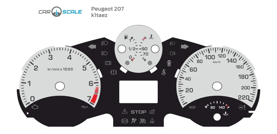 PEUGEOT 207 01