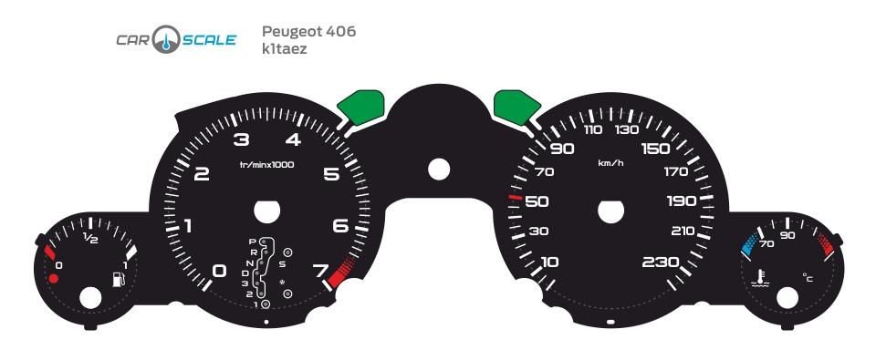 PEUGEOT 406 01