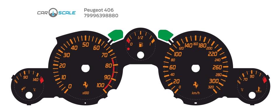 PEUGEOT 406 03