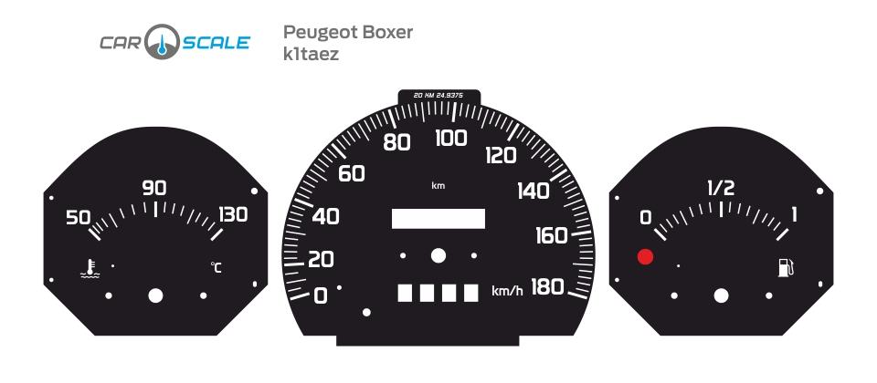 PEUGEOT BOXER 01