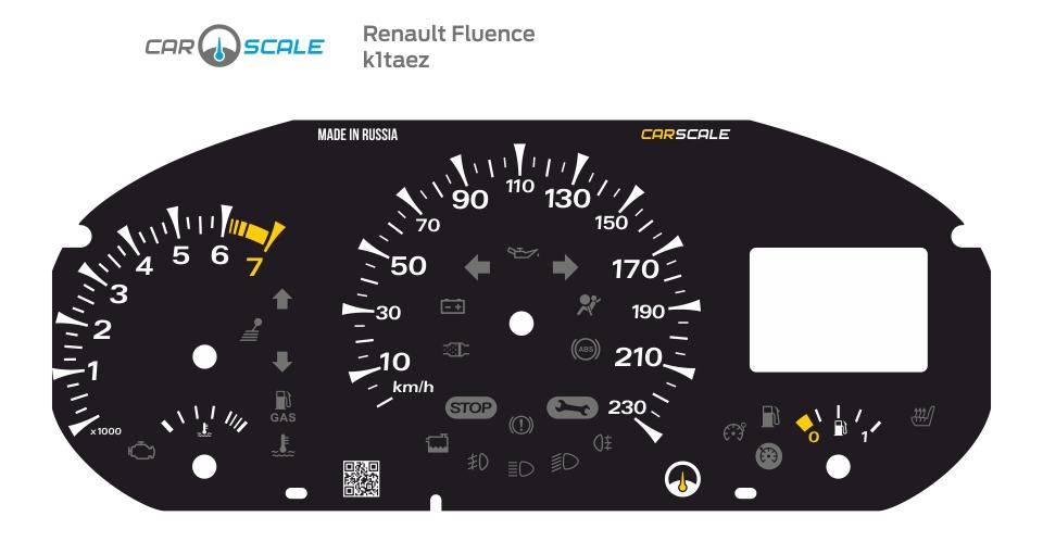 RENAULT FLUENCE 01