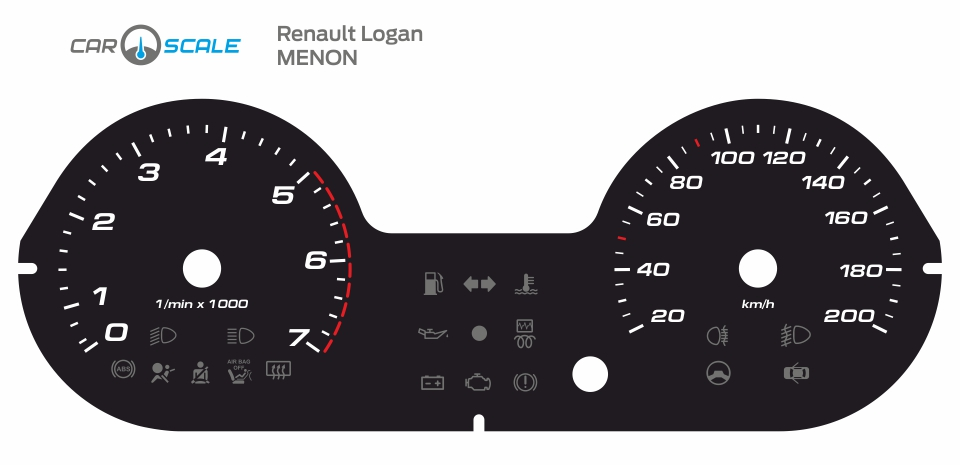 RENAULT LOGAN 04