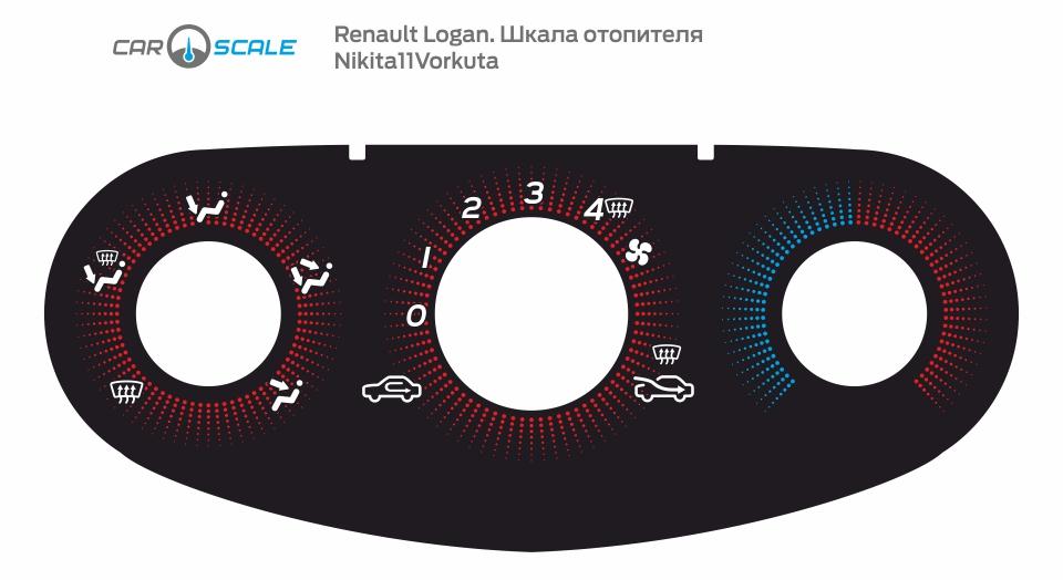 RENAULT LOGAN HEAT 03