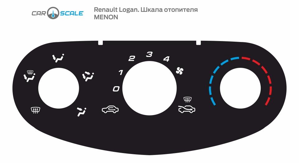 RENAULT LOGAN HEAT 05