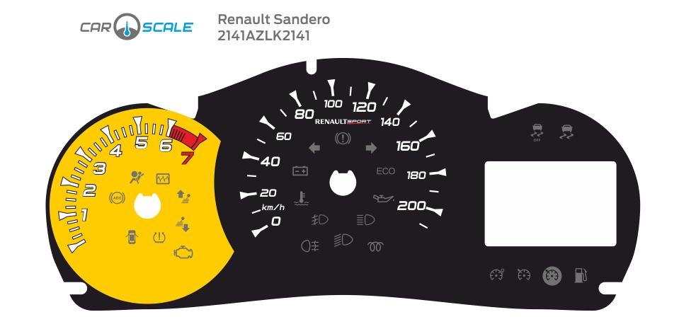 RENAULT SANDERO 06