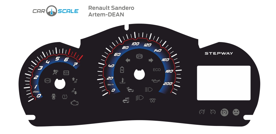 RENAULT SANDERO 02