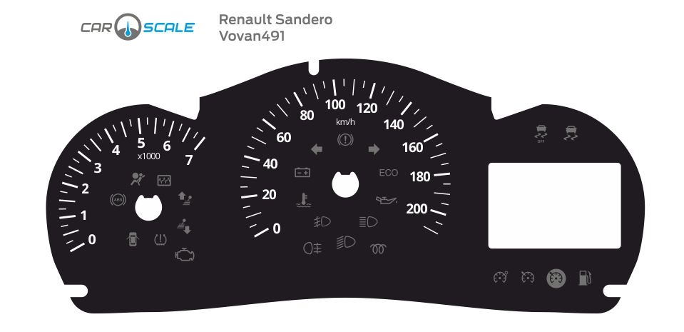 RENAULT SANDERO 05