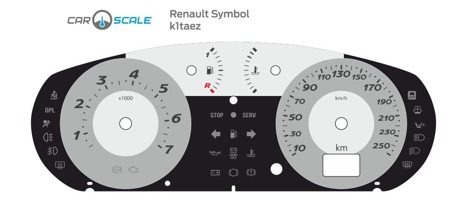 RENAULT SYMBOL 01