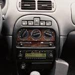 Rover 25 Отопитель
