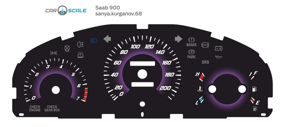 SAAB 900 02