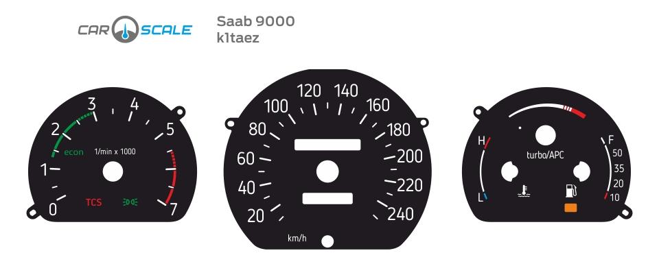 SAAB 9000 01