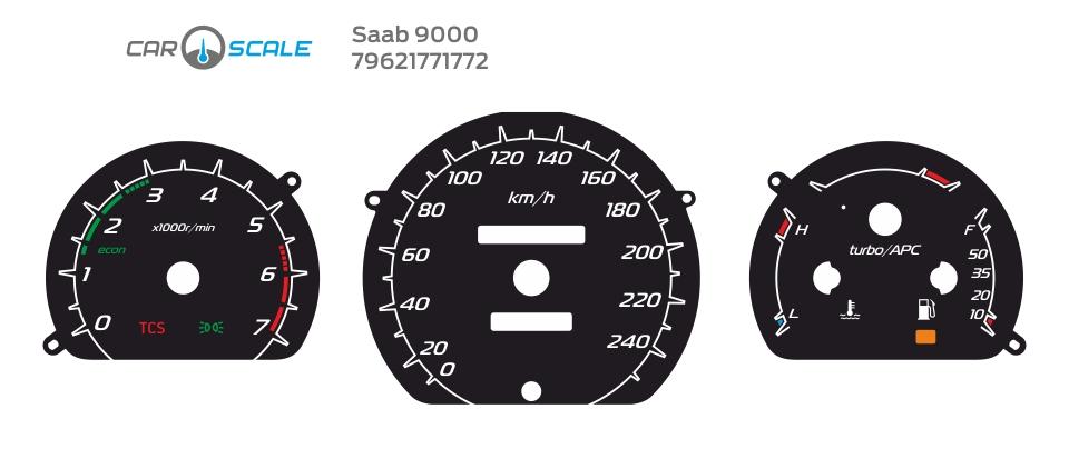 SAAB 9000 02