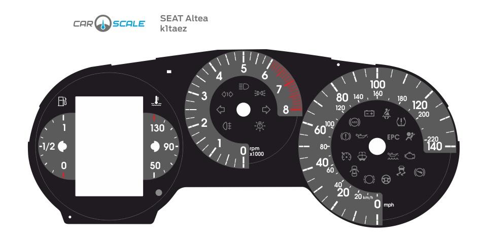 SEAT ALTEA 01