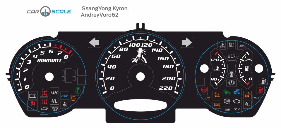 SSANGYONG KYRON 02
