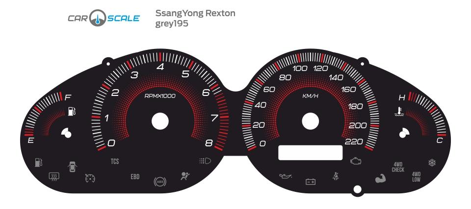 SSANGYONG REXTON 02