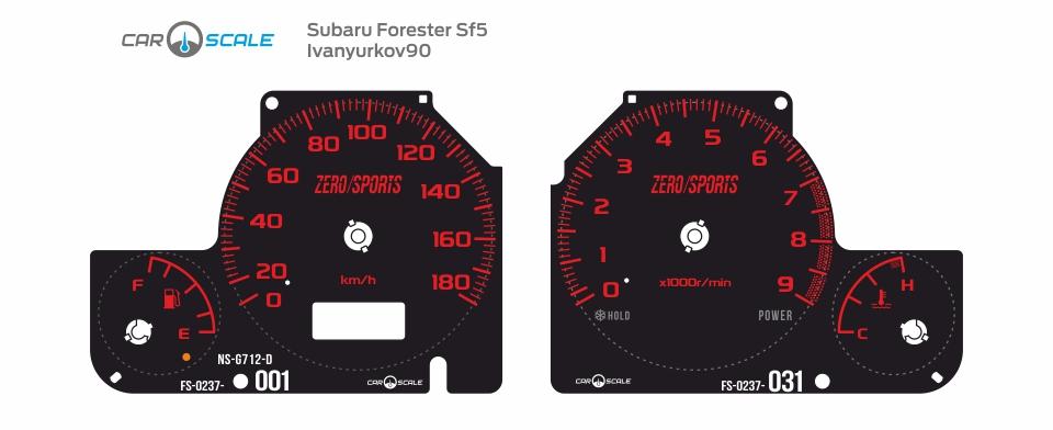 SUBARU FORESTER SF5 02