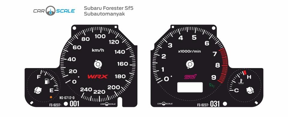 SUBARU FORESTER SF5 03