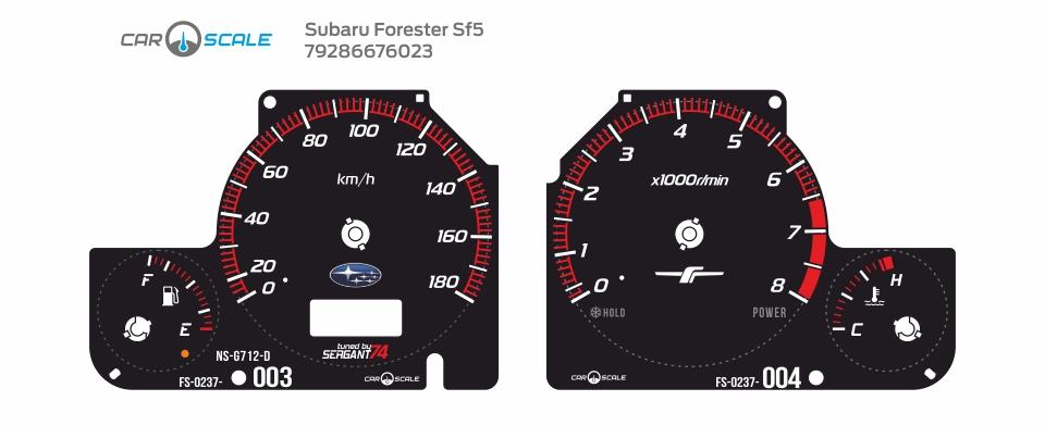 SUBARU FORESTER SF5 04