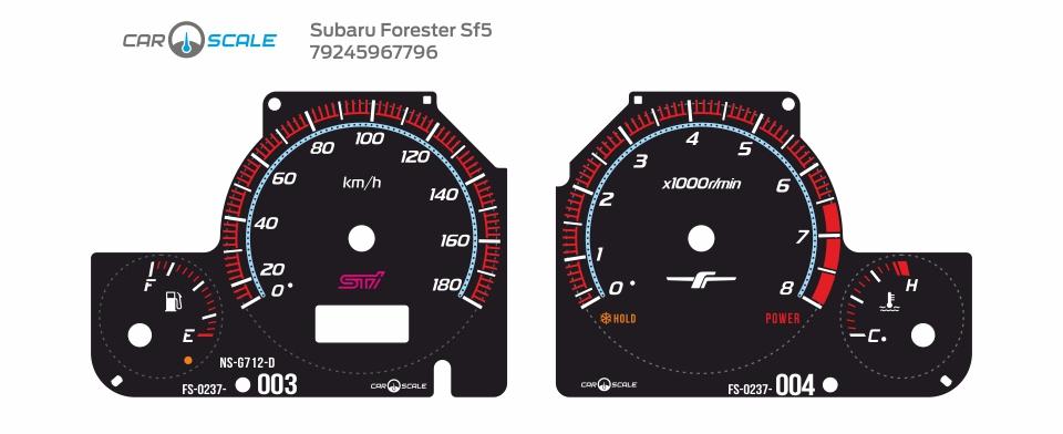 SUBARU FORESTER SF5 06