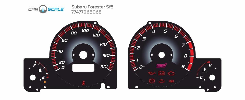SUBARU FORESTER SF5 07