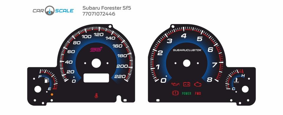SUBARU FORESTER SF5 08