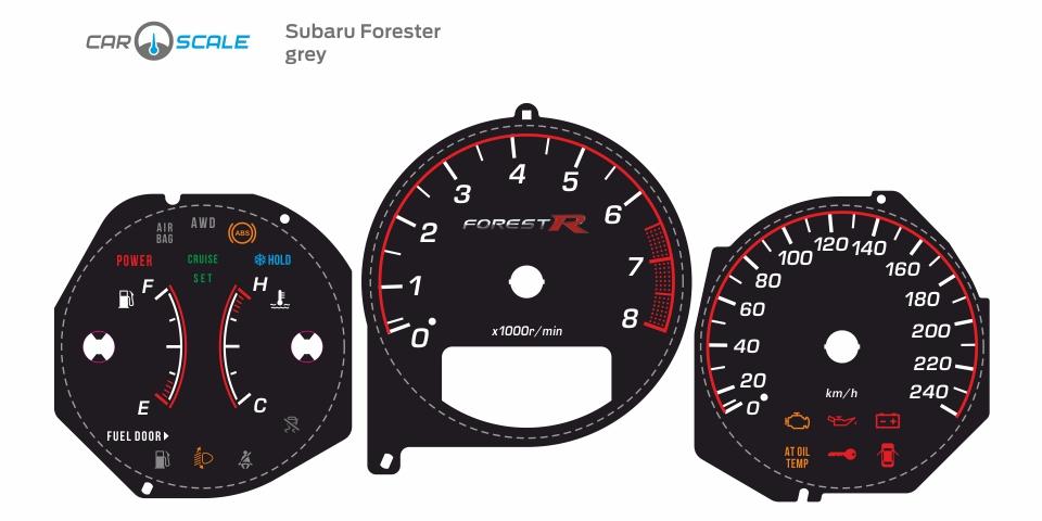 SUBARU FORESTER SG5 AT 30