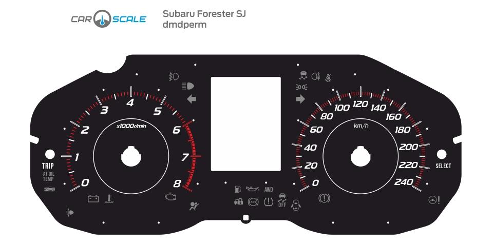 SUBARU FORESTER SJ 02