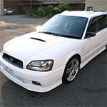 Subaru Legacy BH5