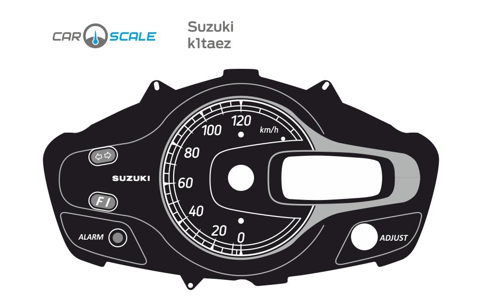 SUZUKI ADDRESS 01