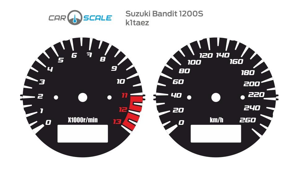 SUZUKI BANDIT 1200S 01