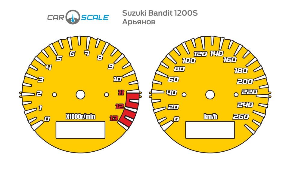 SUZUKI BANDIT 1200S 02