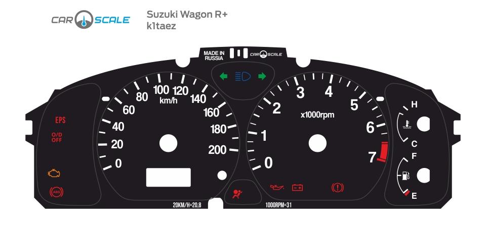 SUZUKI WAGON R 01