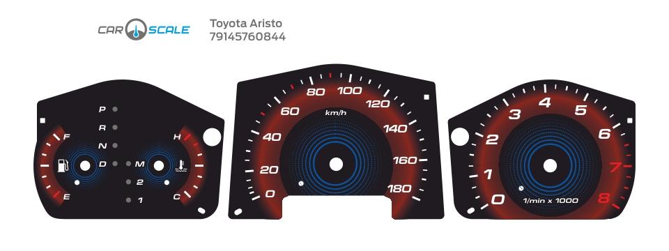 TOYOTA ARISTO 03