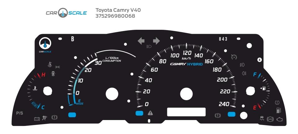 TOYOTA CAMRY V40 02