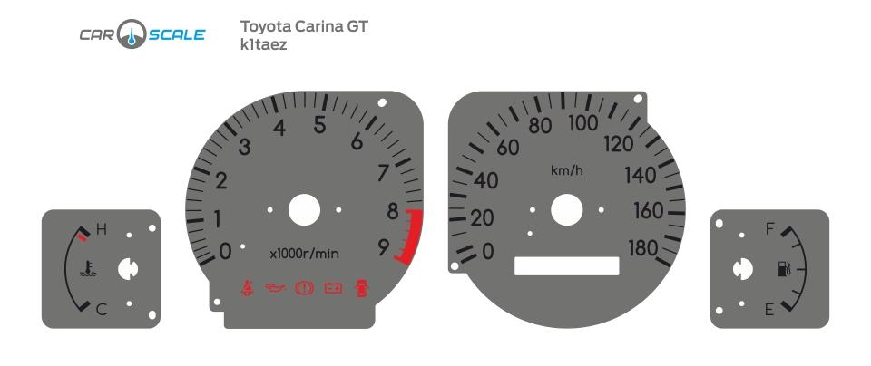 TOYOTA CARINA GT 01