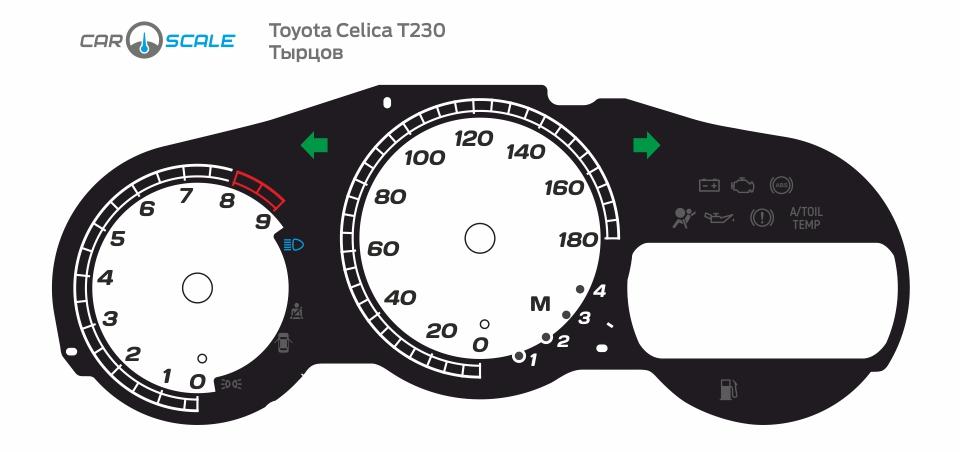 TOYOTA CELICA T230 03