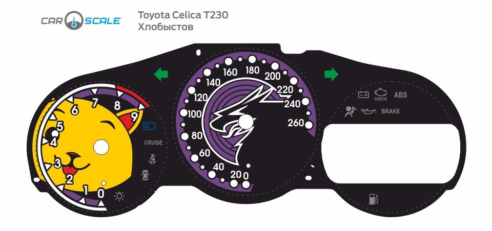 TOYOTA CELICA T230 06