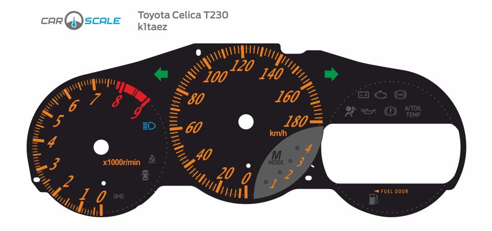 TOYOTA CELICA T230 01