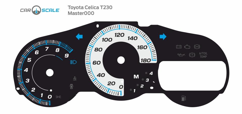 TOYOTA CELICA T230 02
