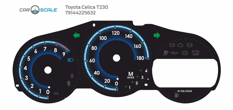 TOYOTA CELICA T230 04